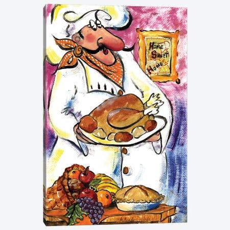 Thanksgiving Canvas Print #TCK77} by Malenda Trick Canvas Wall Art