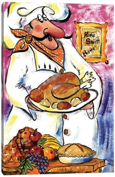 Thanksgiving Canvas Art Print