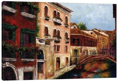 Venice Serenity I Canvas Art Print