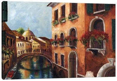 Venice Serenity II Canvas Art Print