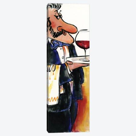 Waiter I Canvas Print #TCK86} by Malenda Trick Canvas Print