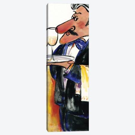 Waiter II Canvas Print #TCK87} by Malenda Trick Canvas Art Print