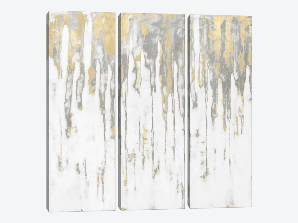 Momentary Reflection I by Tom Conley 3-piece Canvas Art Print