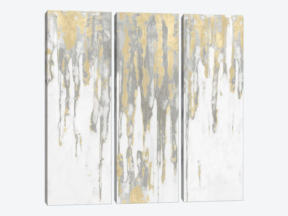 Momentary Reflection II by Tom Conley 3-piece Canvas Wall Art