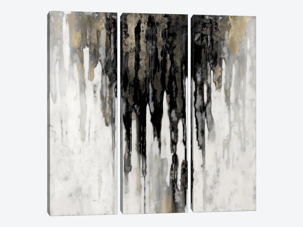 Neutral Space II by Tom Conley 3-piece Canvas Art