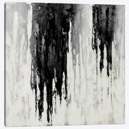 Neutral Space Noir I Canvas Print #TCO7} by Tom Conley Canvas Art