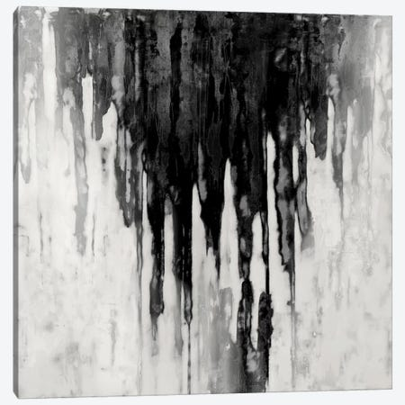 Neutral Space Noir II Canvas Print #TCO8} by Tom Conley Canvas Art Print