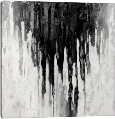 Neutral Space Noir II Canvas Art Print