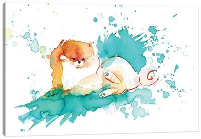 Pomi Canvas Art Print