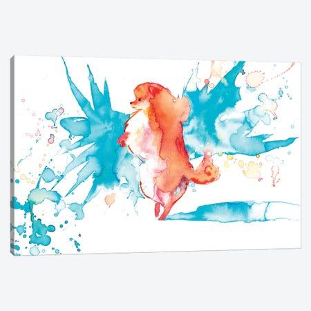 Pomi VI Canvas Print #TCW30} by The Cosmic Whale Art Print
