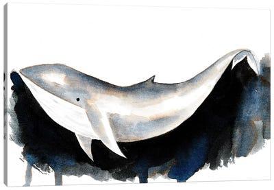 Whale II Canvas Art Print