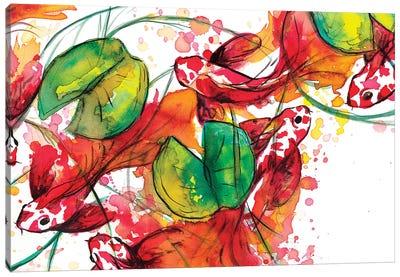 Fish Svinils Ar Canvas Art Print