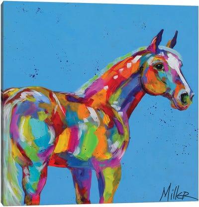 Duke Canvas Art Print