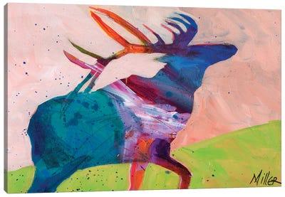 Fall Sounds Canvas Art Print