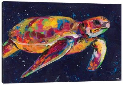 Big Flippers Canvas Art Print