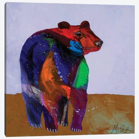Big Bear Canvas Print #TCY29} by Tracy Miller Canvas Artwork