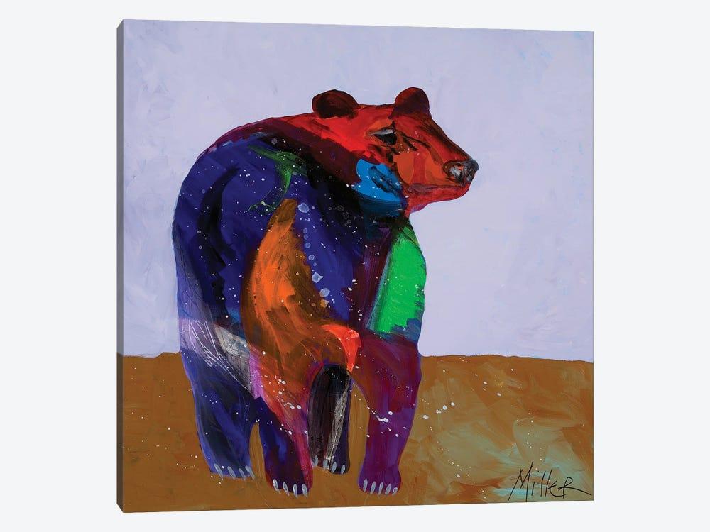 Big Bear by Tracy Miller 1-piece Canvas Art
