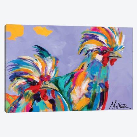 Big Birds Canvas Print #TCY30} by Tracy Miller Canvas Art Print