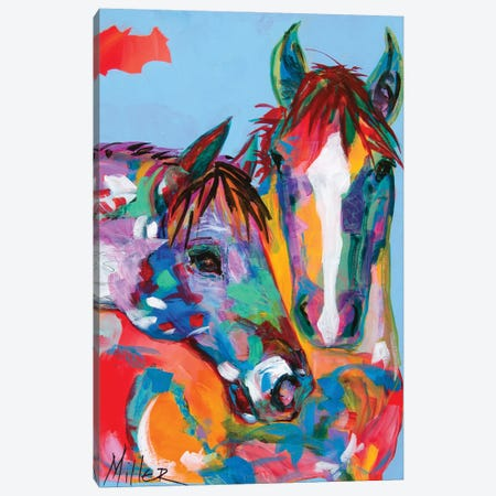 Gypsies Canvas Print #TCY62} by Tracy Miller Canvas Art