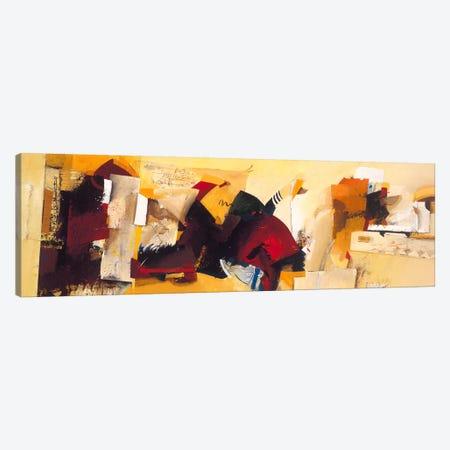 Secret Landscape Canvas Print #TDB5} by Theo den Boon Canvas Art