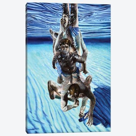 Acqua LXVIII Canvas Print #TDC11} by Paolo Terdich Canvas Wall Art