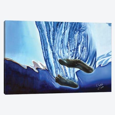 Acqua IL Canvas Print #TDC12} by Paolo Terdich Canvas Artwork