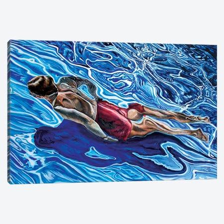 Acqua XVI Canvas Print #TDC16} by Paolo Terdich Canvas Print