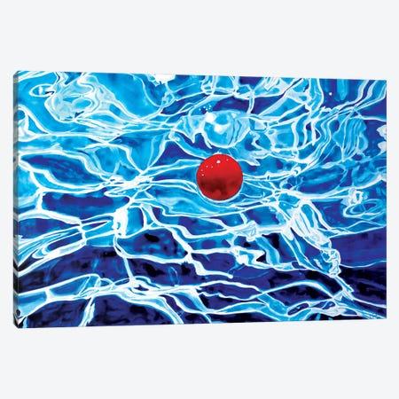 Acqua XXVI Canvas Print #TDC18} by Paolo Terdich Canvas Wall Art