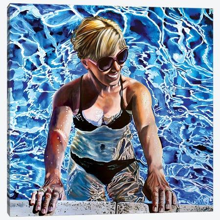 Acqua XXV Canvas Print #TDC2} by Paolo Terdich Canvas Artwork