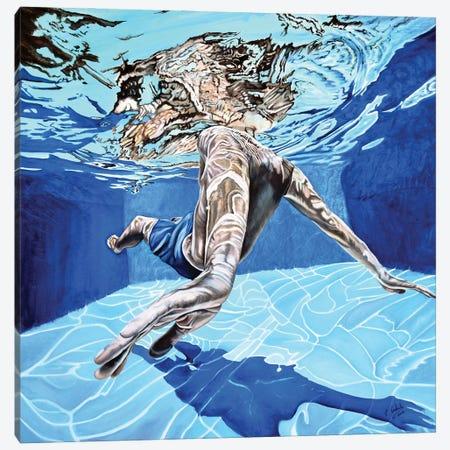 Acqua LXV Canvas Print #TDC4} by Paolo Terdich Art Print