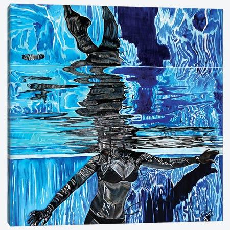 Acqua XXXV Canvas Print #TDC6} by Paolo Terdich Canvas Art Print