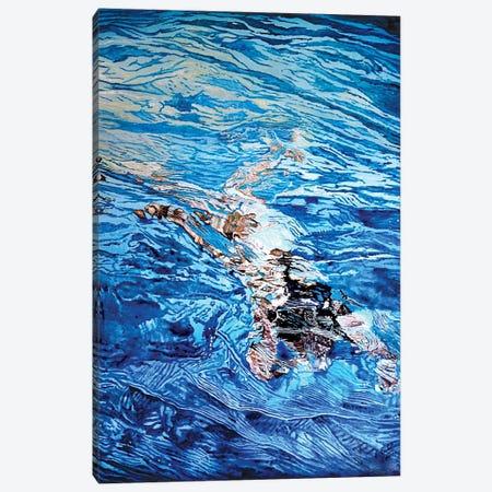 Acqua VII Canvas Print #TDC8} by Paolo Terdich Canvas Wall Art