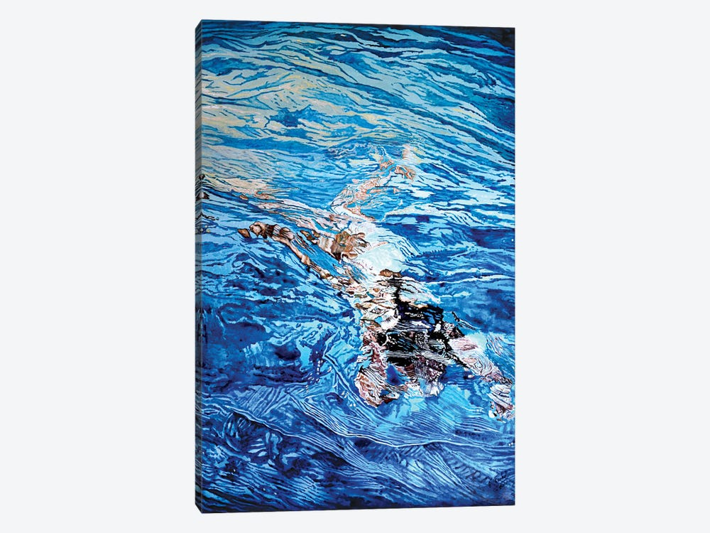 Acqua VII by Paolo Terdich 1-piece Art Print