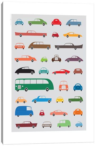 Cars Canvas Art Print