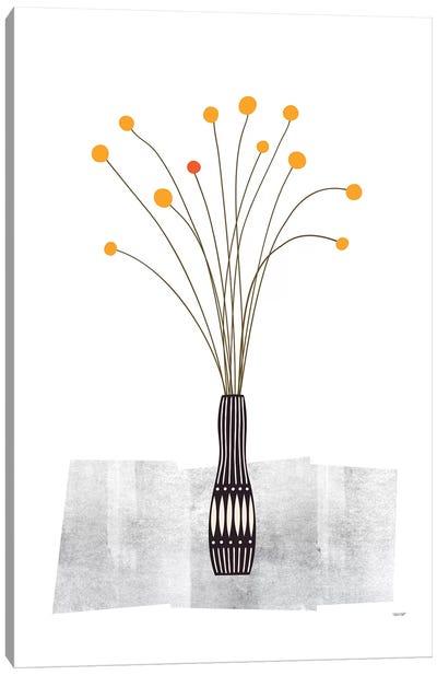 Flowers III Canvas Art Print