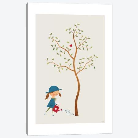Gardener Canvas Print #TDE28} by TomasDesign Art Print