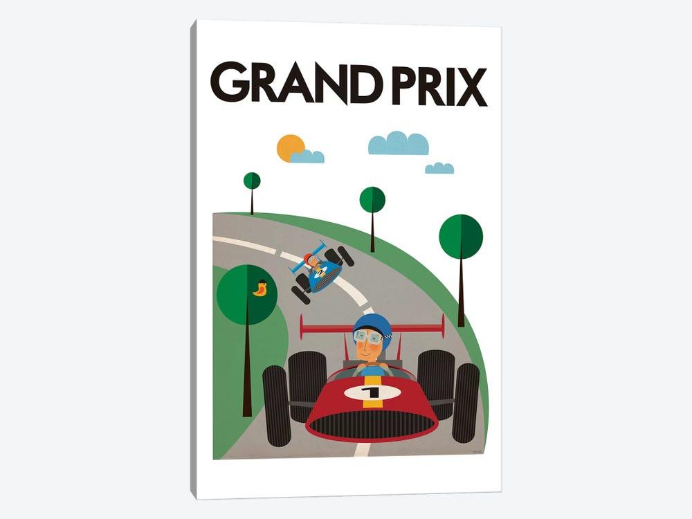 Grand Prix by TomasDesign 1-piece Canvas Art Print