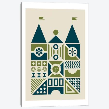 House IV Canvas Print #TDE36} by TomasDesign Canvas Print