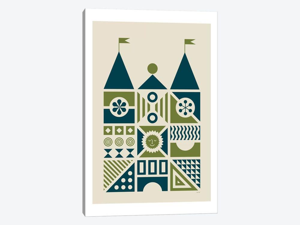 House IV by TomasDesign 1-piece Art Print