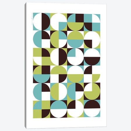 Modern Abstract I Canvas Print #TDE44} by TomasDesign Canvas Wall Art