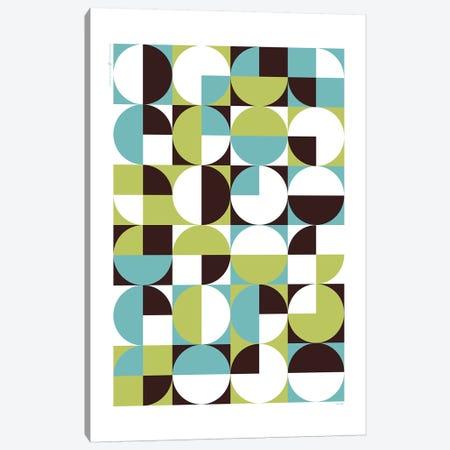 Modern Abstract I Canvas Print #TDE44} by TomasDesign Canvas Wall Art