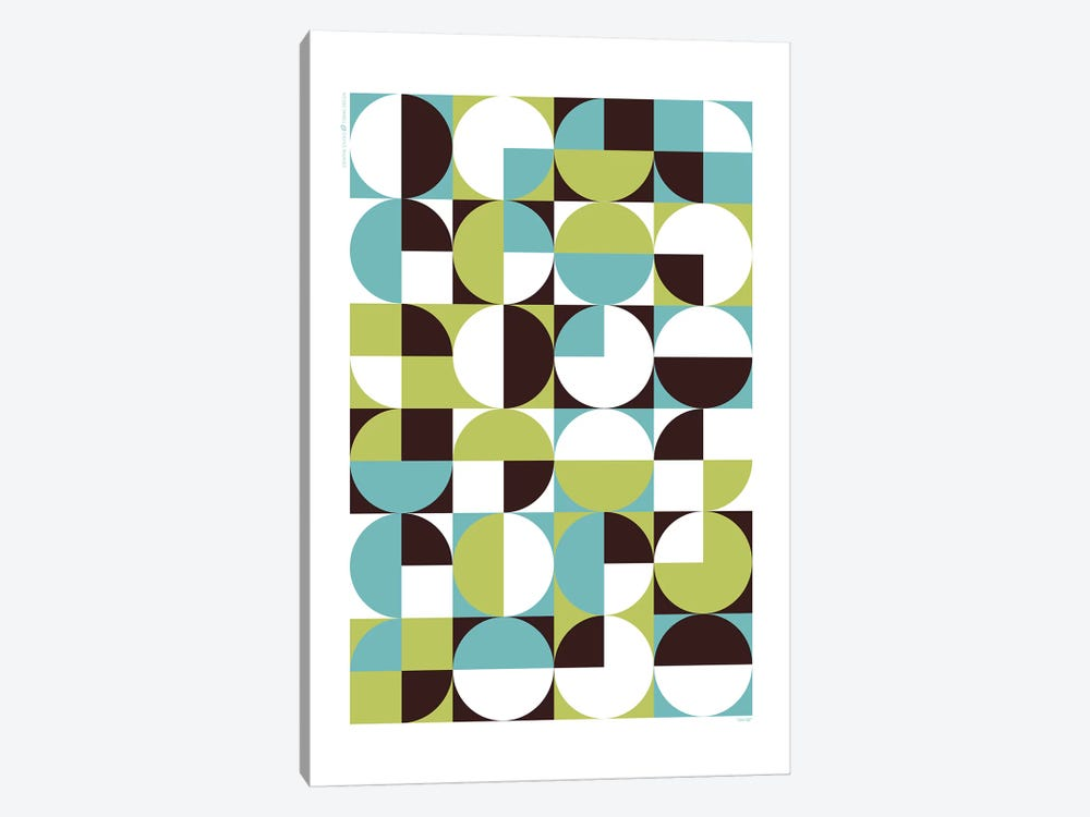Modern Abstract I by TomasDesign 1-piece Canvas Wall Art