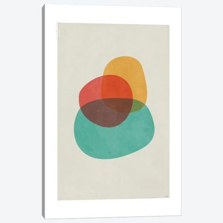 Modern Abstract II Canvas Print #TDE45} by TomasDesign Canvas Artwork