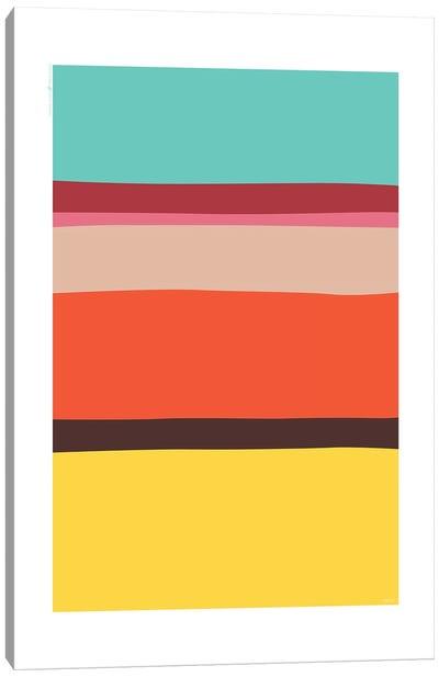 Modern Abstract VI Canvas Art Print