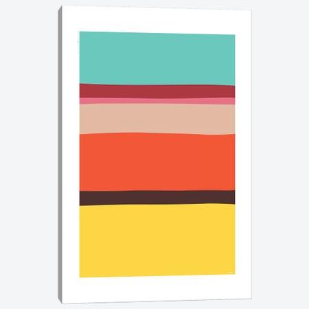 Modern Abstract VI Canvas Print #TDE49} by TomasDesign Art Print