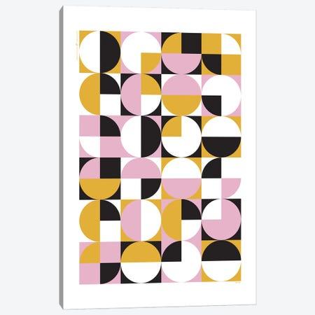 Modern Abstract VII 3-Piece Canvas #TDE50} by TomasDesign Canvas Artwork