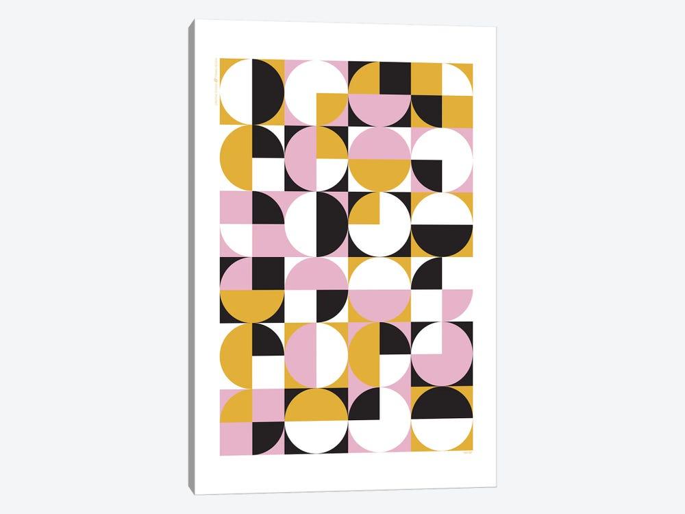 Modern Abstract VII by TomasDesign 1-piece Canvas Art Print