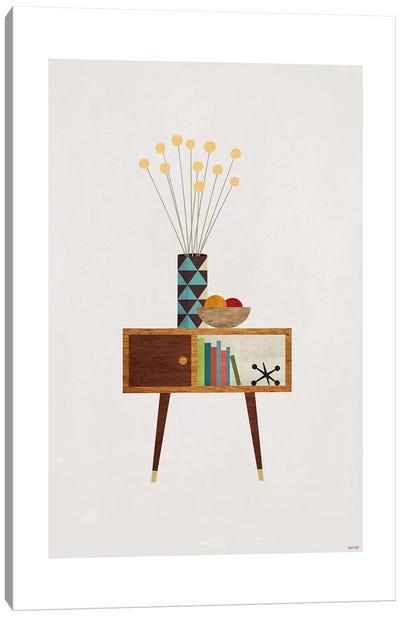 Modern Lounge Canvas Art Print