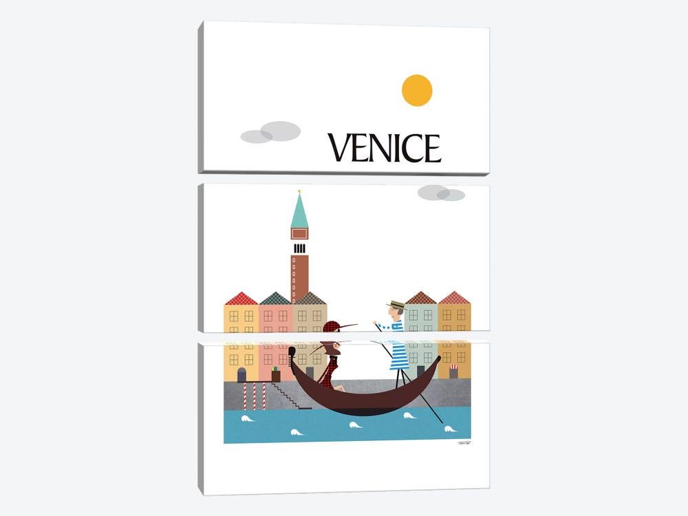 Venice by TomasDesign 3-piece Canvas Art