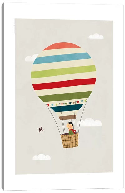 Balloon Canvas Art Print